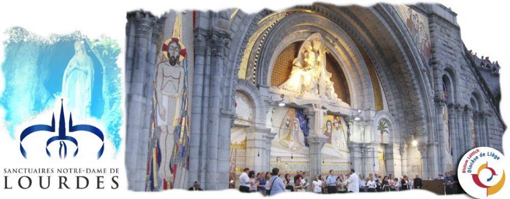 Liège à Lourdes