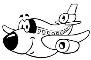 avion-personnage