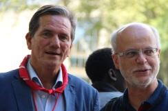 Jean-Charles et Baudouin