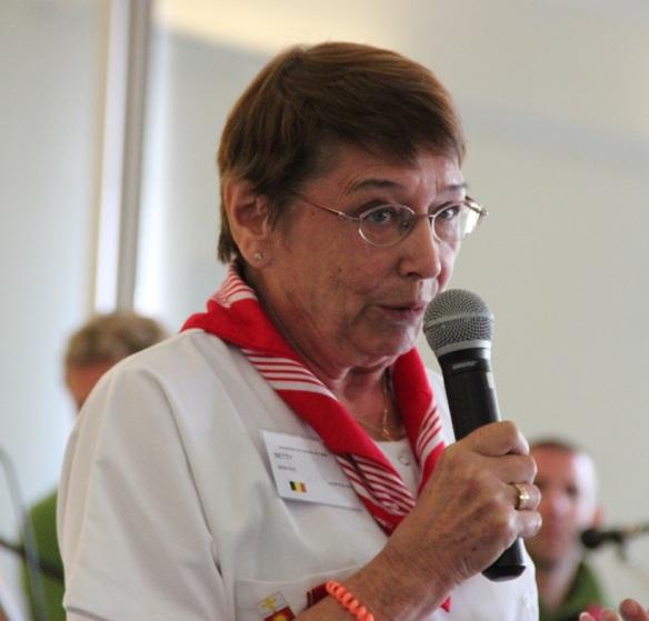 Betty Servais