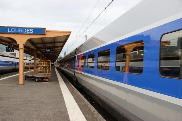 Gare de Lourdes