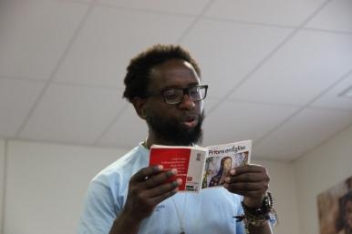 L'abbé Eric Ndeze