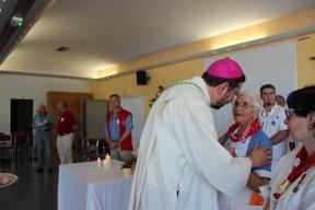 Monseigneur et Lucia
