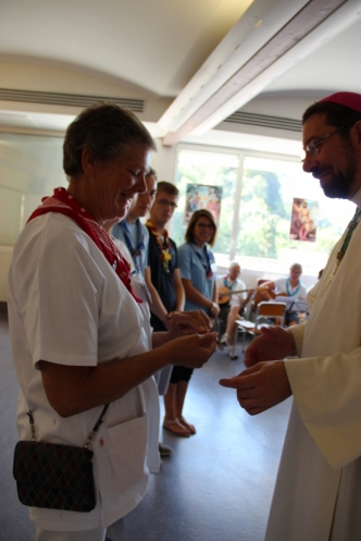 Monseigneur et Béatrice