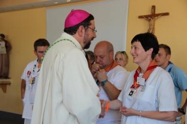 Monseigneur et Carine