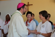 Monseigneur et Anne-Marie