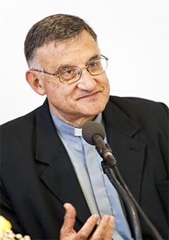 Père Horacio Brito