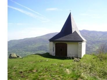 Chapelle de Pouey-Aspe