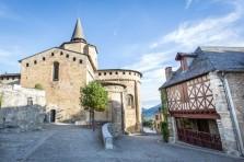 Le village de Saint-Savin