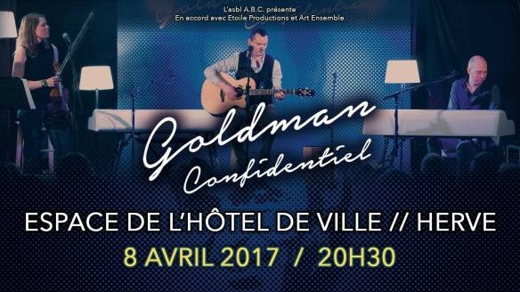2017 concert goldman
