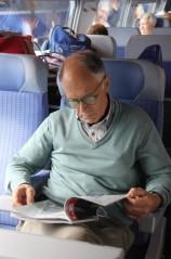 Le Dr Luc Papart