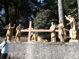 chemin de croix 5